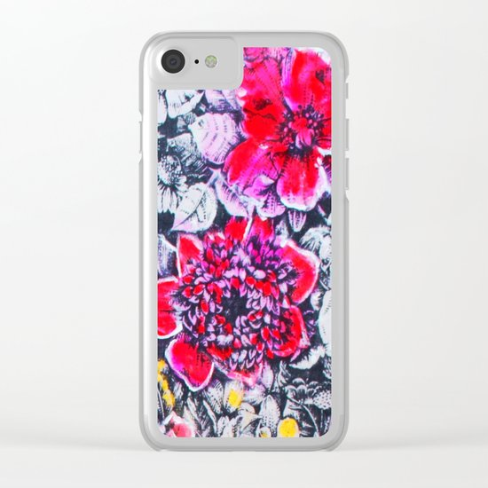Where Twilight Dwells Clear iPhone Case