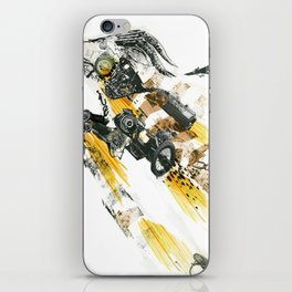 Cult of the Fast Machine iPhone Skin