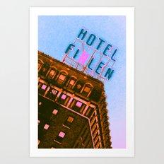 Finlen Art Print