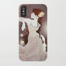 Rapunzel iPhone X Slim Case