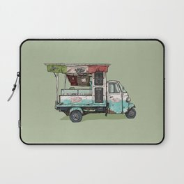 Italian Ice Cream car Laptop Sleeve