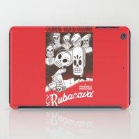 casablanca iPad Cases featuring Rubacava by Hoborobo