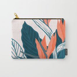 Flowers -a8 Carry-All Pouch