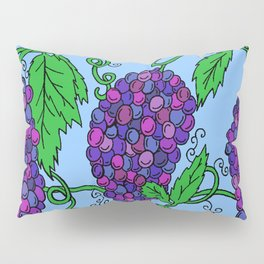 Chaotic Vines Pillow Sham