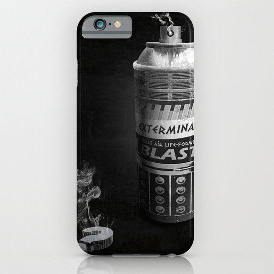 Exterminated Who iPhone & iPod Case
