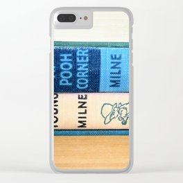 House at Pooh Corner Clear iPhone Case