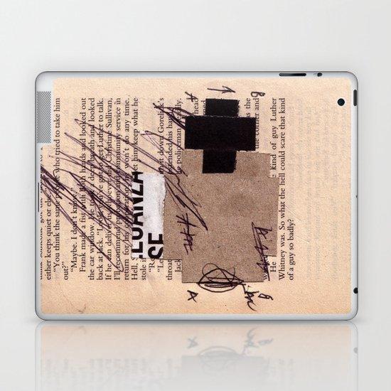 BOOKMARKS SERIES pg 374 Laptop & iPad Skin