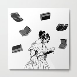 female wisdom Metal Print