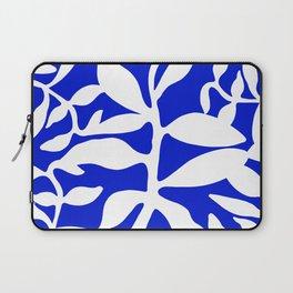 blue stem Laptop Sleeve