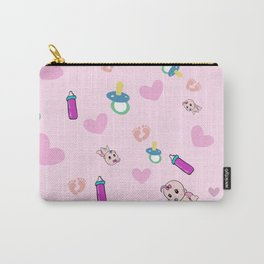 Baby pattern design Carry-All Pouch