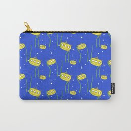 Yellow small submarine   Q9Q Pattern Carry-All Pouch