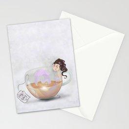 Earl Grey Mermie Stationery Cards