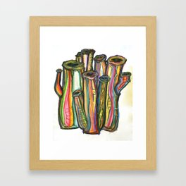 tubuals Framed Art Print