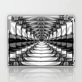 Abstract.Black+White. Laptop & iPad Skin