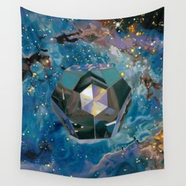 Dodecahedron Wall Tapestry