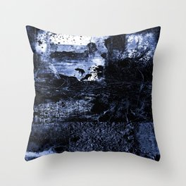 Encounters 32f by Kathy Morton Stanion Throw Pillow