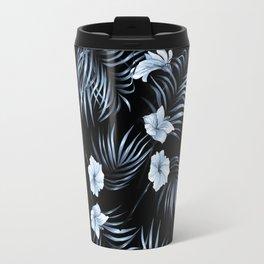 Floating flowers #01 Travel Mug