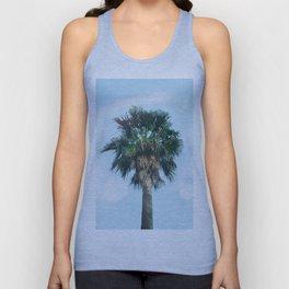 Palm tree Unisex Tank Top