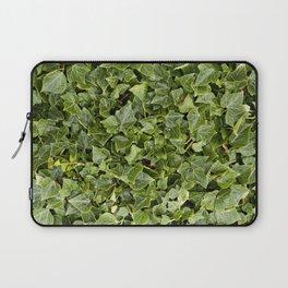 Green Leafs Laptop Sleeve
