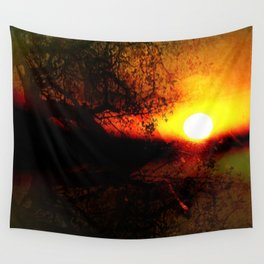 Crépuscule Wall Tapestry