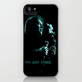 Bill Hicks 1961-1994 – It's Just A Ride iPhone Case