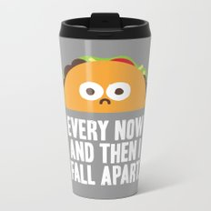 Taco Eclipse of the Heart Metal Travel Mug