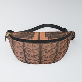 Wrought Iron Fanny Pack