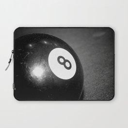 Eight Ball Laptop Sleeve