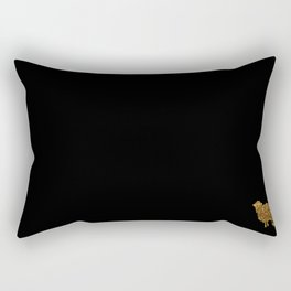 Golden sheep you are special  Rectangular Pillow