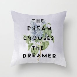 Strange the Dreamer Throw Pillow