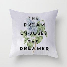 Strange the Dreamer Throw Pillow