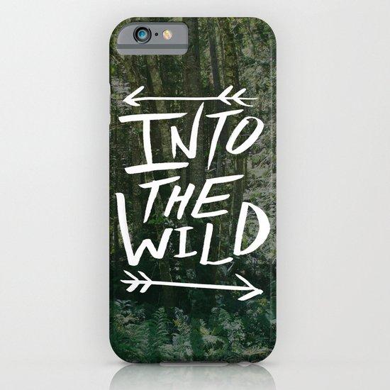 Into the Wild III iPhone & iPod Case