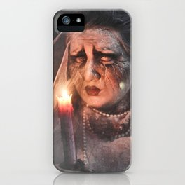 Grisly Reminder iPhone Case