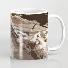 Comic Tree Structure Coffee Mug