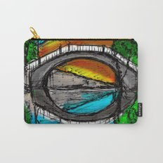 Bridge Reflection Marker #2 colored Carry-All Pouch
