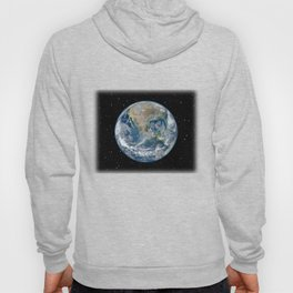 EARTH FROM SPACE Hoody