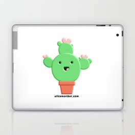 Cute Cactus Laptop & iPad Skin