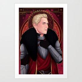Cullen Rutherford Art Print