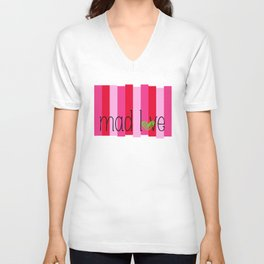 Madder In Love Unisex V-Neck