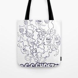 GGGHOSTS! Tote Bag