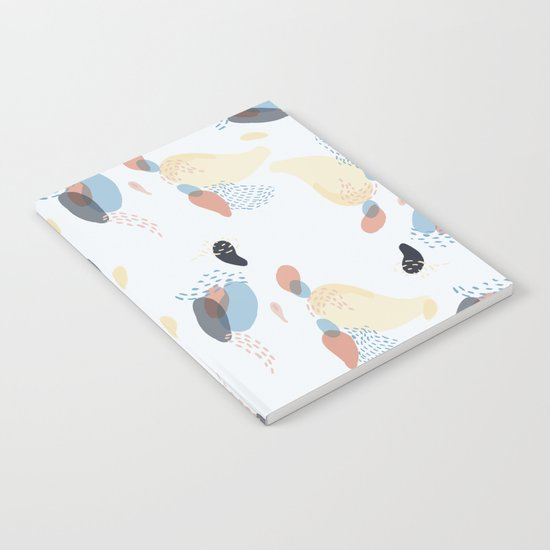 downy flake Notebook