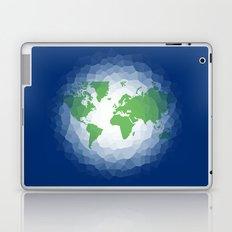 The World in Ocean  Laptop & iPad Skin