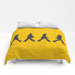 Abbey Road - Yellow Comforters