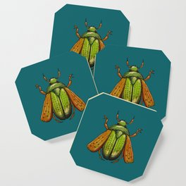 Beetle Wings Coaster