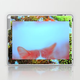 meow. Laptop & iPad Skin