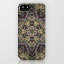 Merkabud iPhone Case