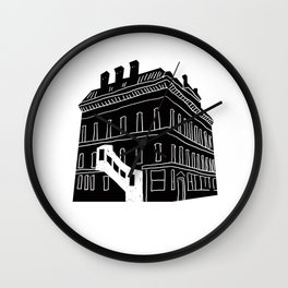 Cohoes Music Hall Wall Clock