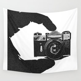 Photographer's Eye  Wall Tapestry