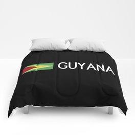 Guyanese Flag & Guyana Comforters