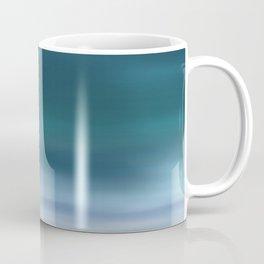 Dreamscape #7 blue-green Coffee Mug